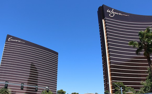 SCANVenger Hunt at The Wynn and Encore Hotels