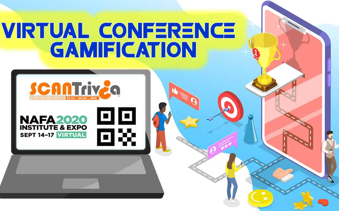 How NAFA Fleet Management Association Implemented Gamification to Engage Attendees and Exhibitors at its First Virtual Conference