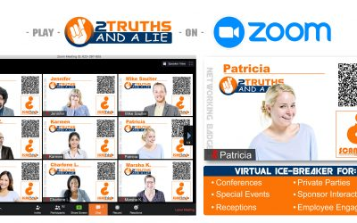 Zoom Trivia and Ice-breaker Badges – Event Engagement Gamified